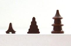 Chatka, świątynia i wieża