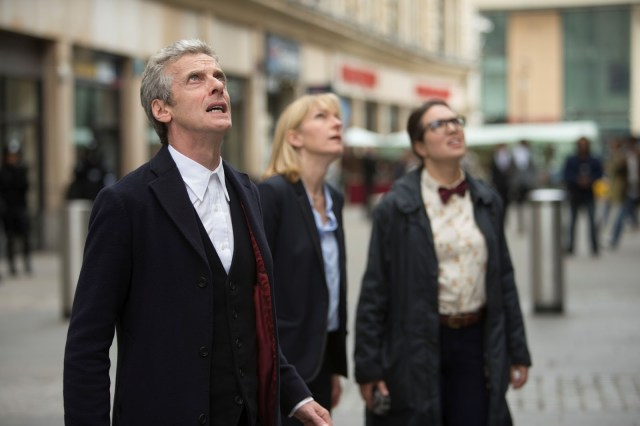 Doctor Who: Death in Heaven New Pictures