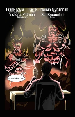 Indie Comics Spotlight: The Devil You Know #1