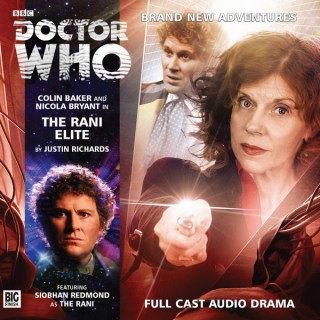 Doctor Who: The Rani Elite (Credit: Big Finish)