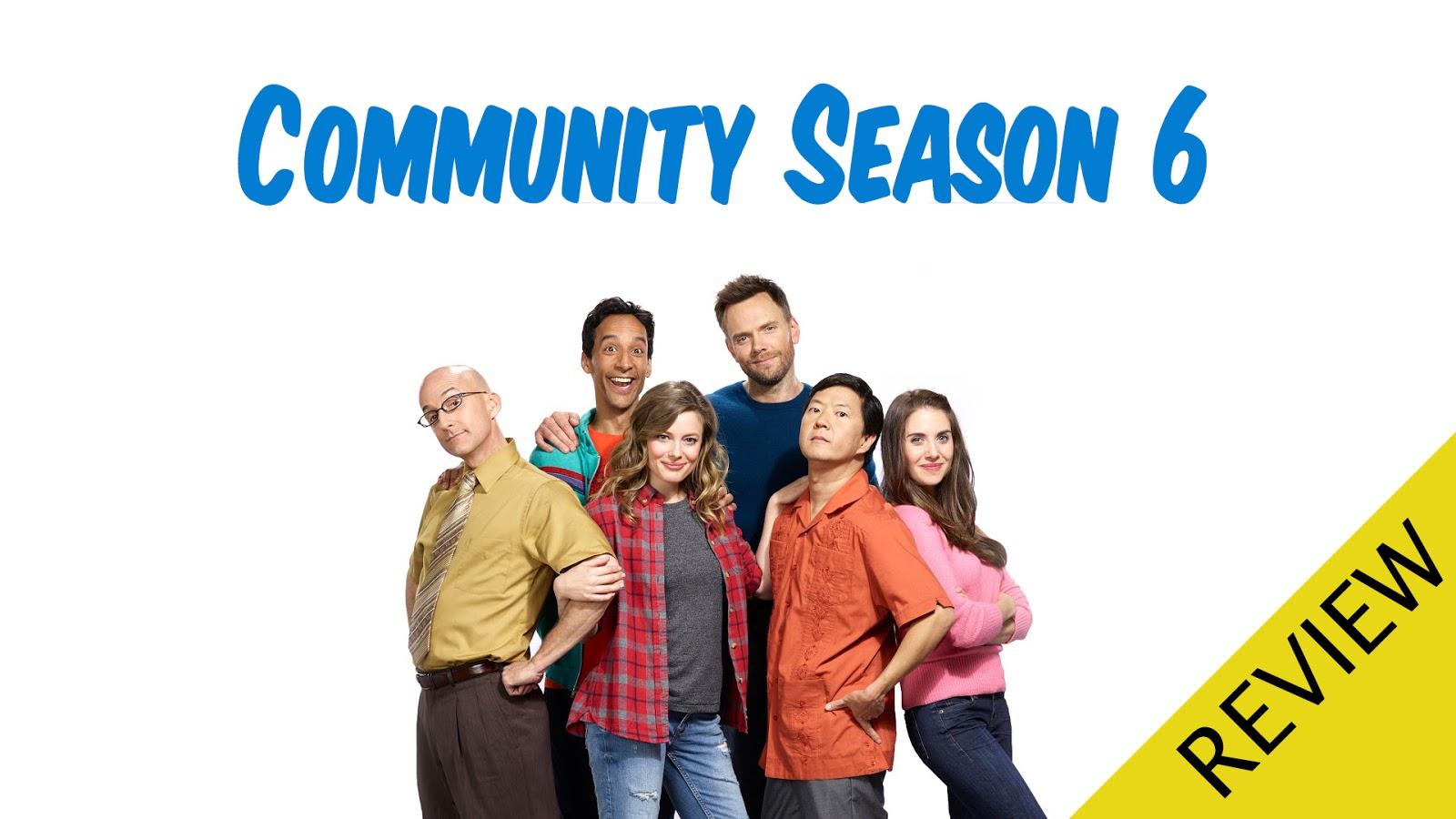REVIEW - Community: Season 6 Episode 3