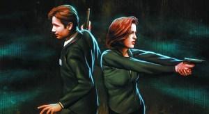 The X-Files Season 10 #1 Review