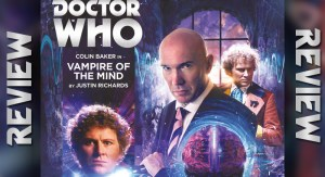 REVIEW – Doctor Who: Vampire of the Mind