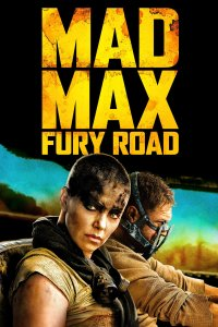 """Poster for the movie """"Mad Max Fury Road"""""""