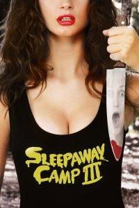 """Poster for the movie """"Sleepaway Camp 3"""""""