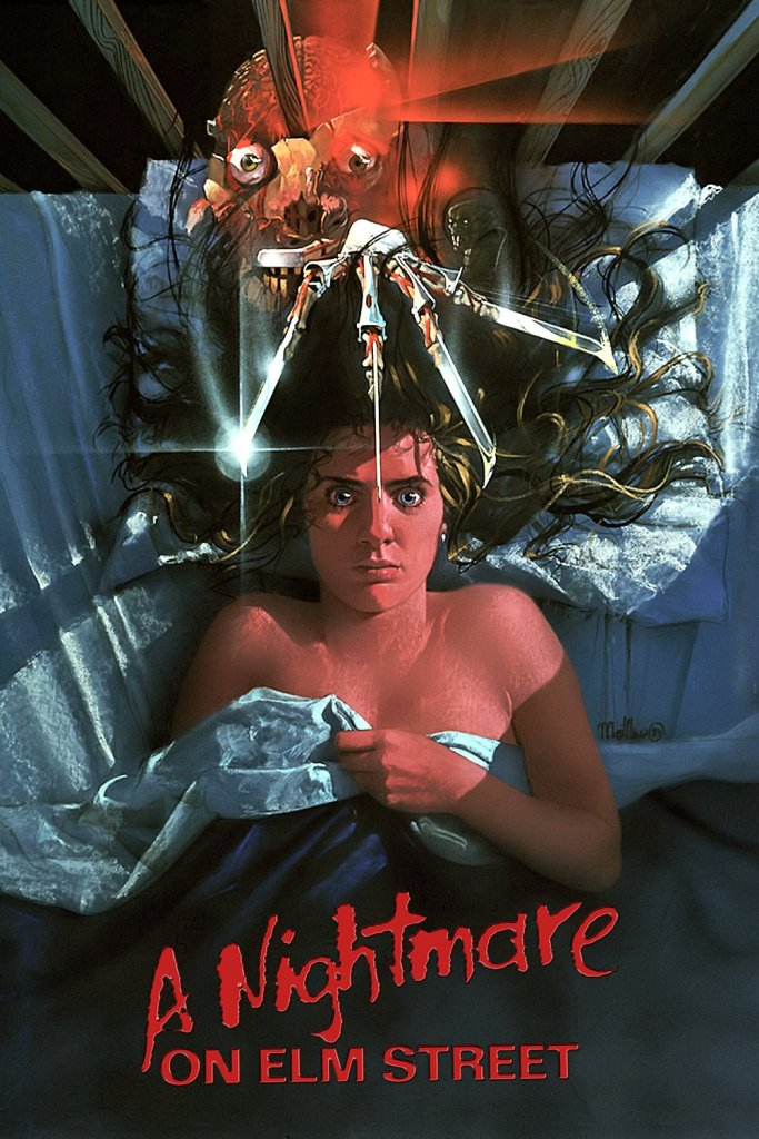 """Poster for the movie """"A Nightmare on Elm Street"""""""