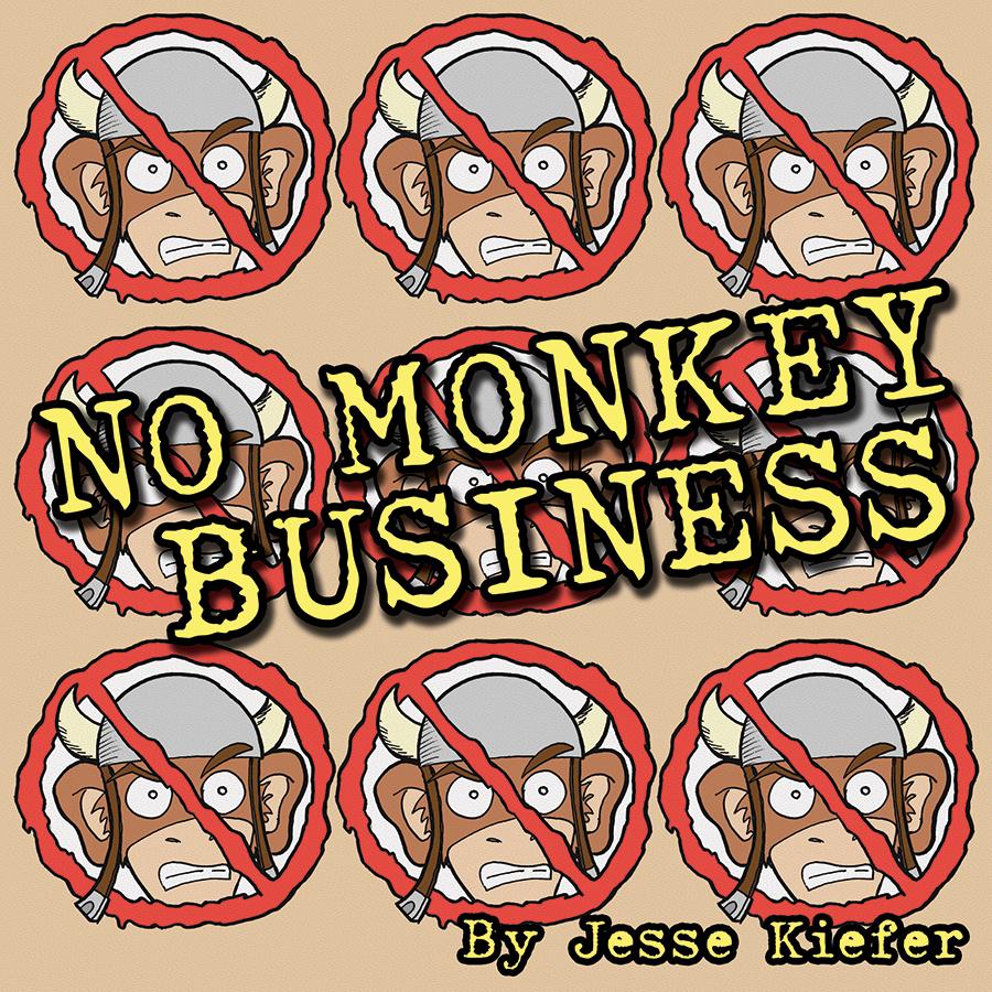 Tank-Monkey Book