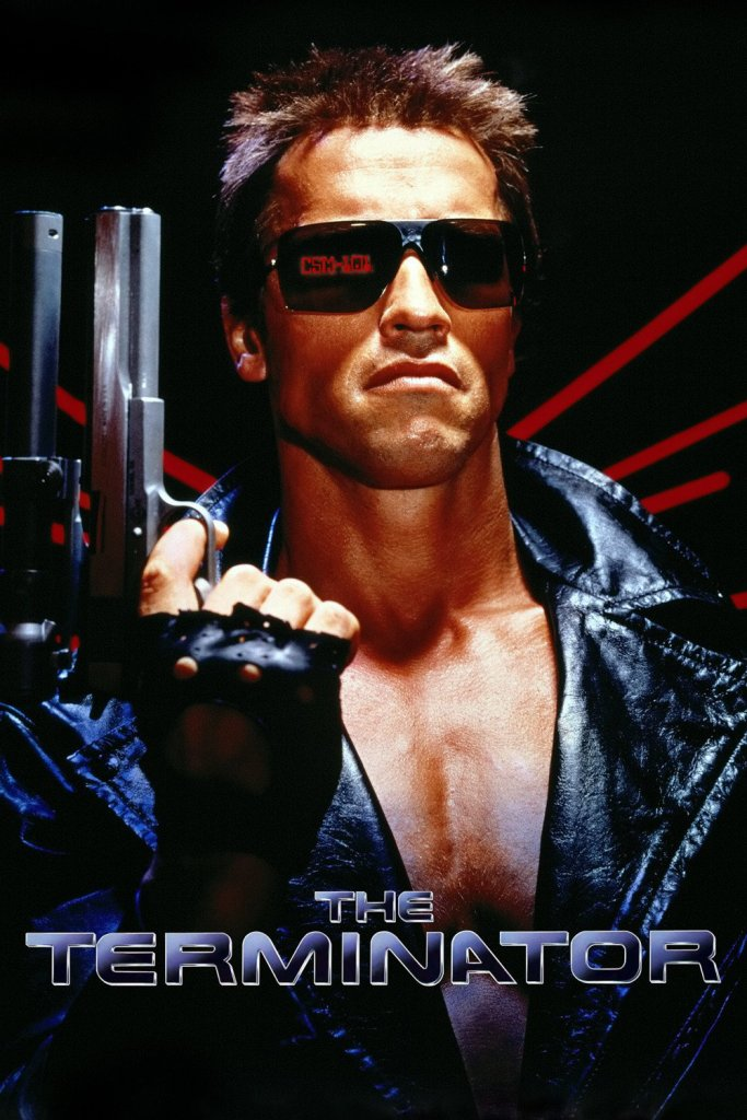 """Poster for the movie """"The Terminator"""""""