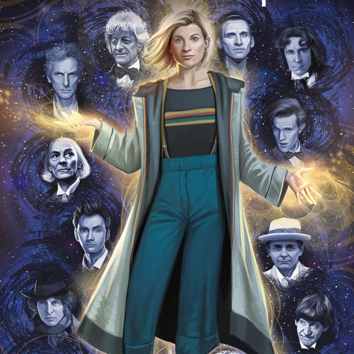 Many Lives of Doctor Who