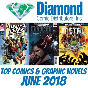 Diamond Announces Top Products for June 2018