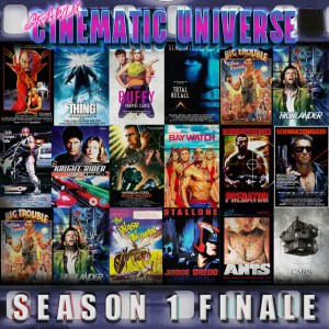 GCU #10: Extended Cinematic Universe