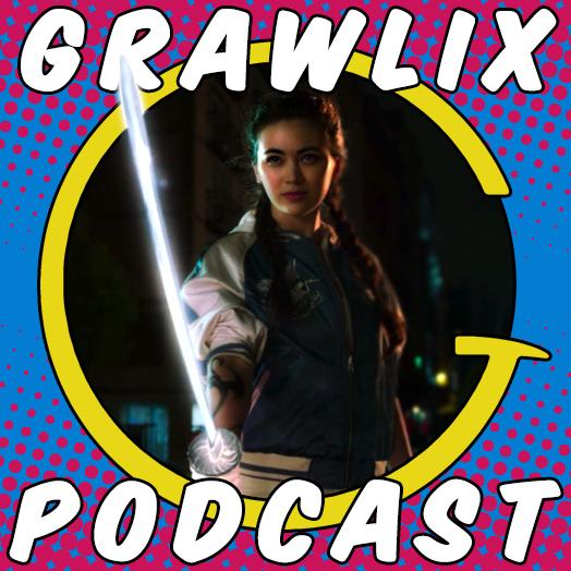 Grawlix Podcast Iron Fist