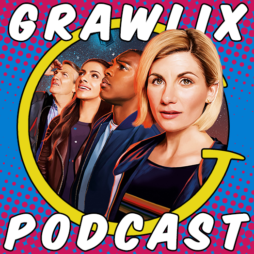 Grawlix Podcast Doctor Who