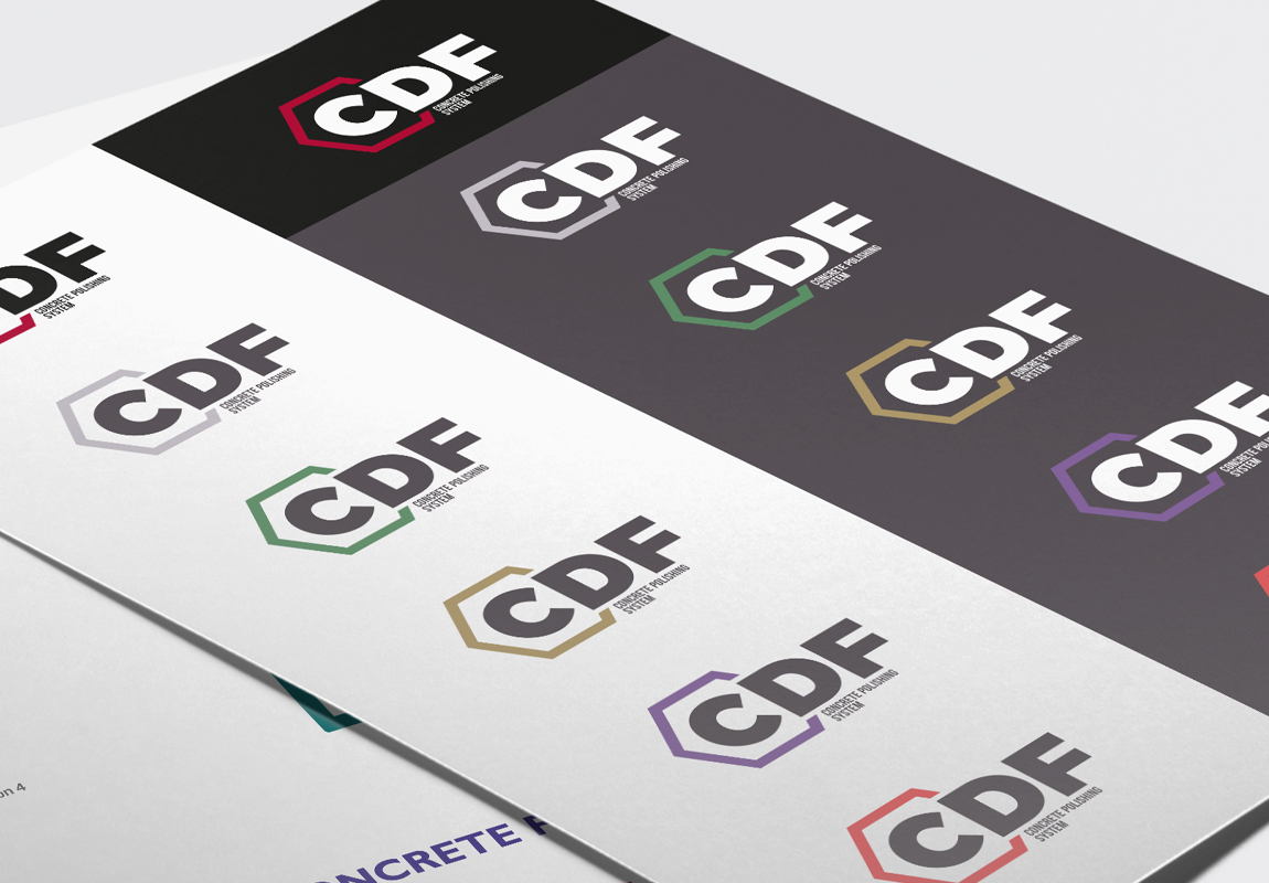 Branding - CDF Logo Selection Sheet
