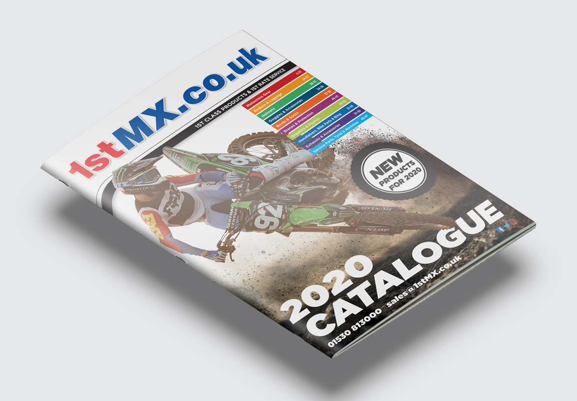1st MX Catalogue Cover