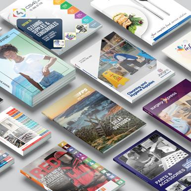 Business 2 Business Catalogue Design