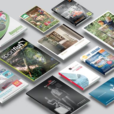 Business 2 Consumer Catalogue Design
