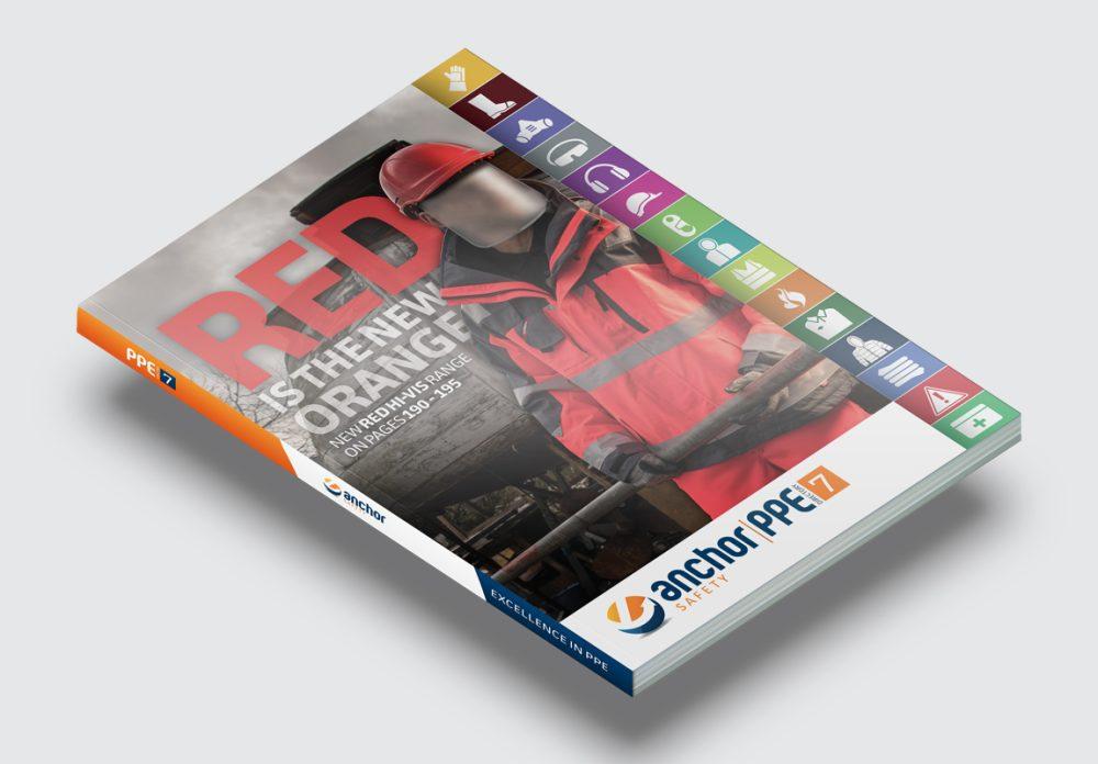 Anchor Catalogue Cover