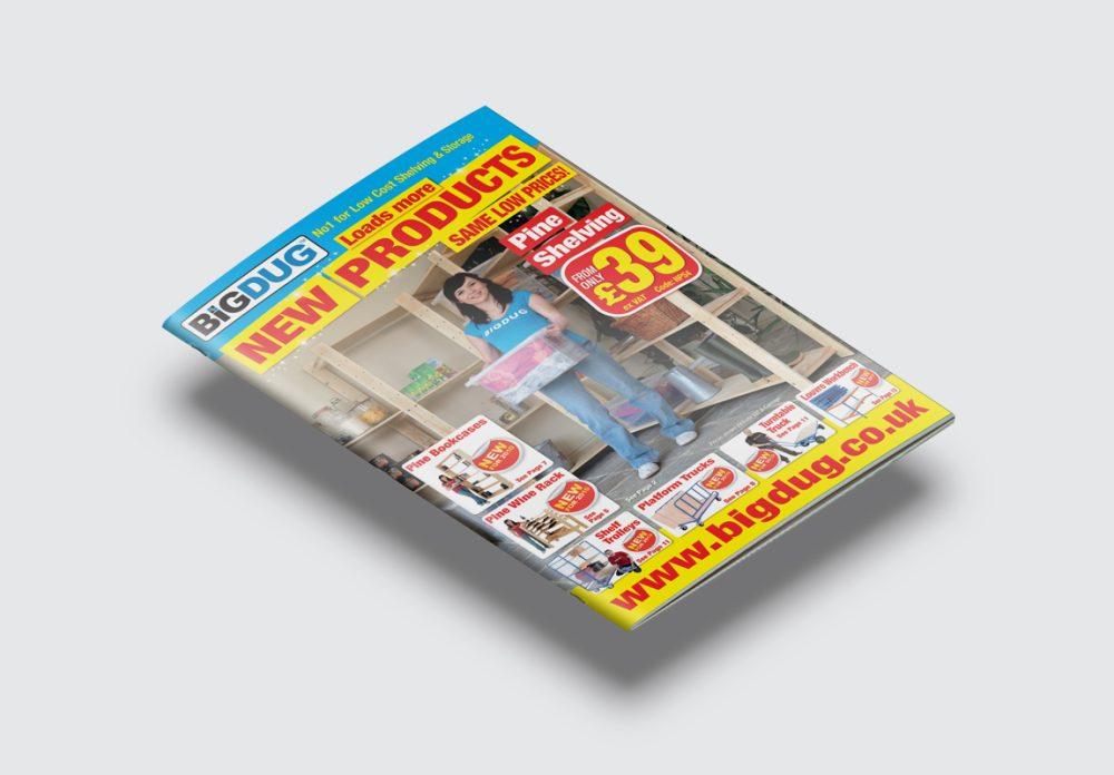 BiGDUG B2C Brochure Cover