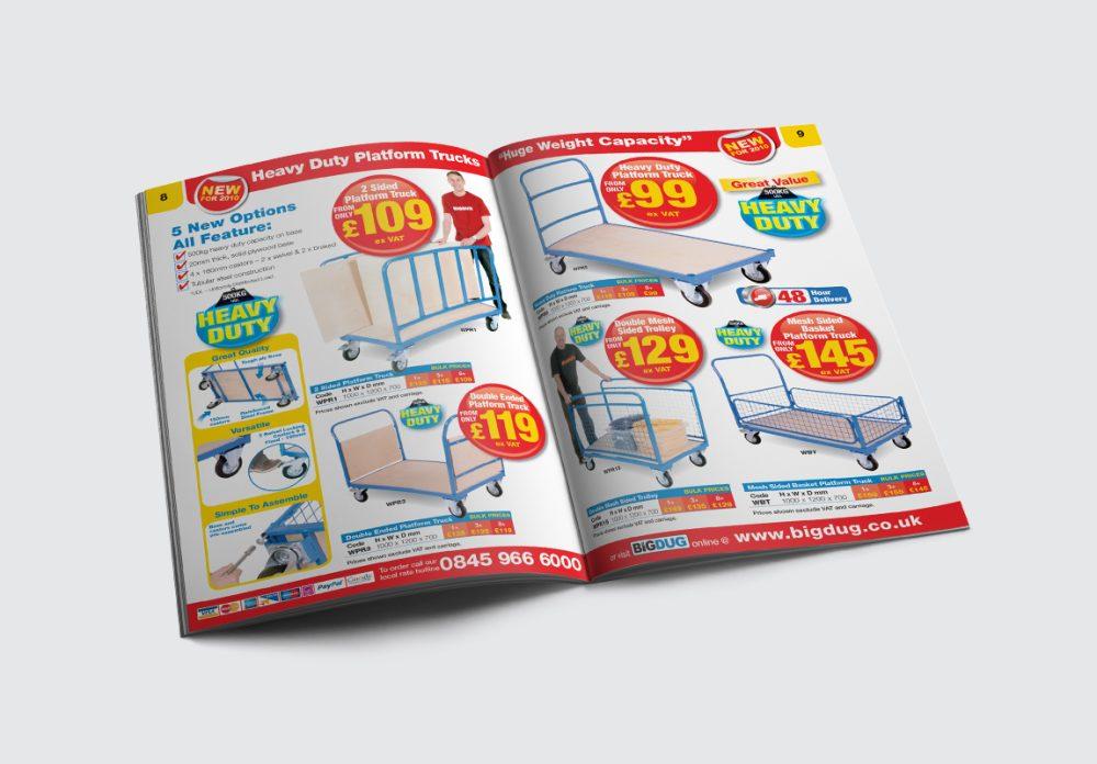 BiGDUG B2C Brochure Spread 3