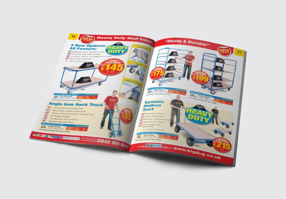 BiGDUG B2C Brochure Spread 4