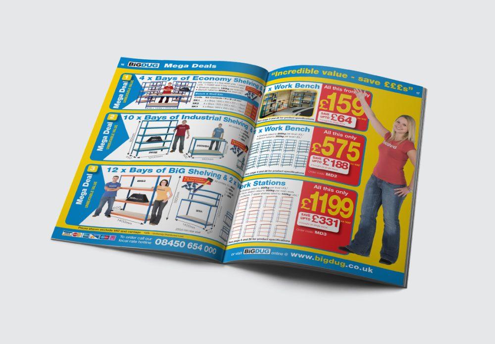 BiGDUG B2B Brochure Spread 2