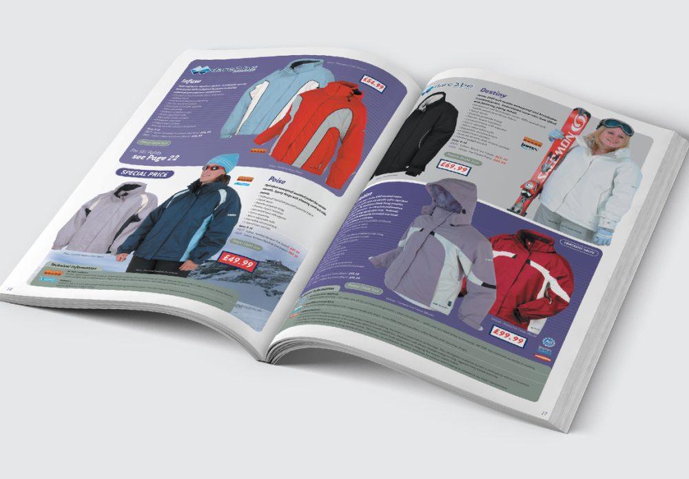 Oggie Snowsports Catalogue Jackets Spread 2