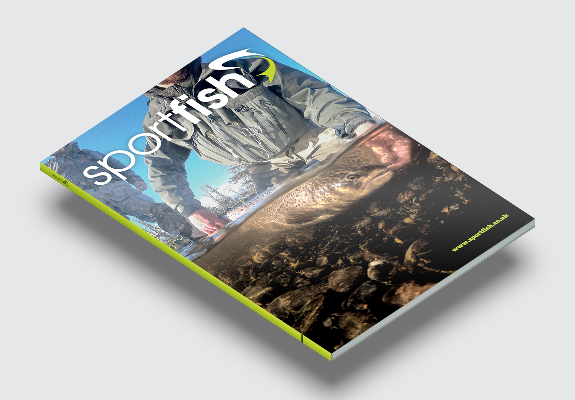 Sportfish Catalogue Cover