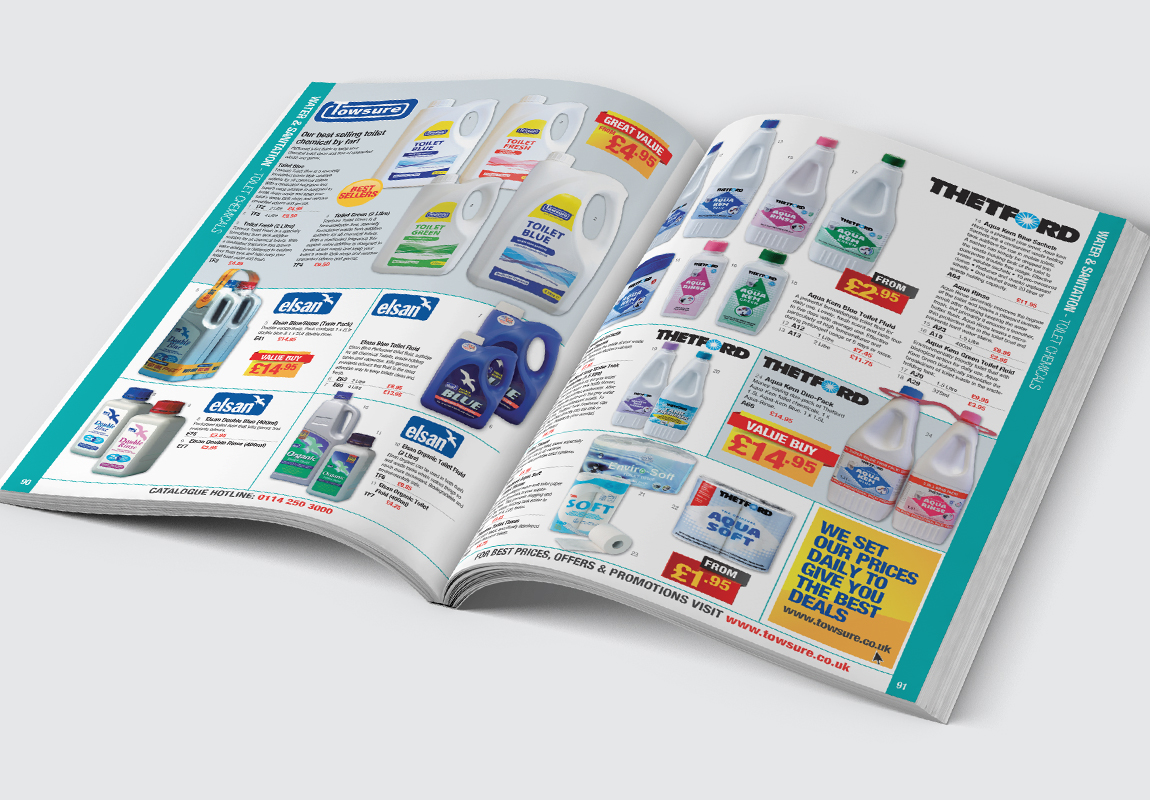 Towsure Catalogue Water & Sanitation Spread