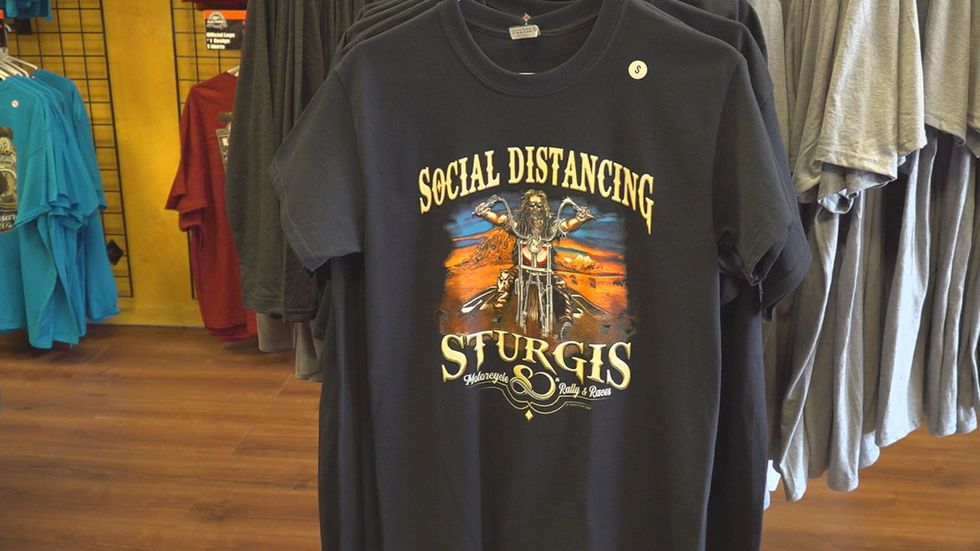 New Sturgis Rally Apparel Designs Show Off Cdc Guidelines