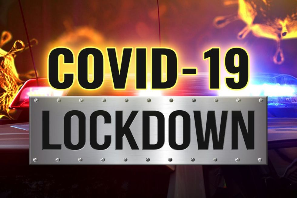 Pine Ridge Indian Reservation on lockdown until Wednesday due to COVID-19