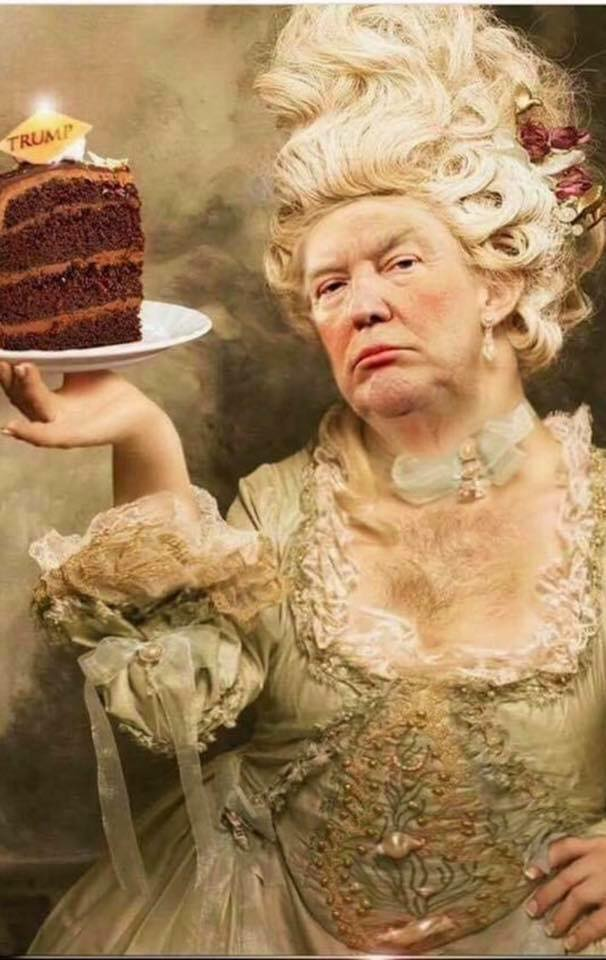 Let Them Eat Cake – Gray Matters