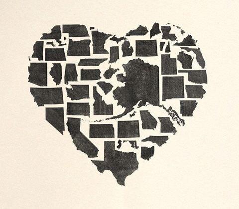 One heart. E pluribus unum.