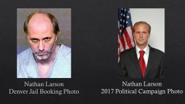 Nathan Larson, former Va. House of Delegates candidate, arrested during abduction of...