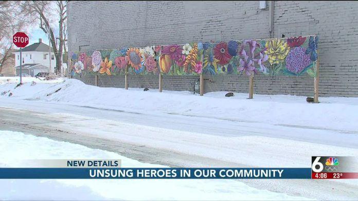 Omaha woman honored as unsung hero