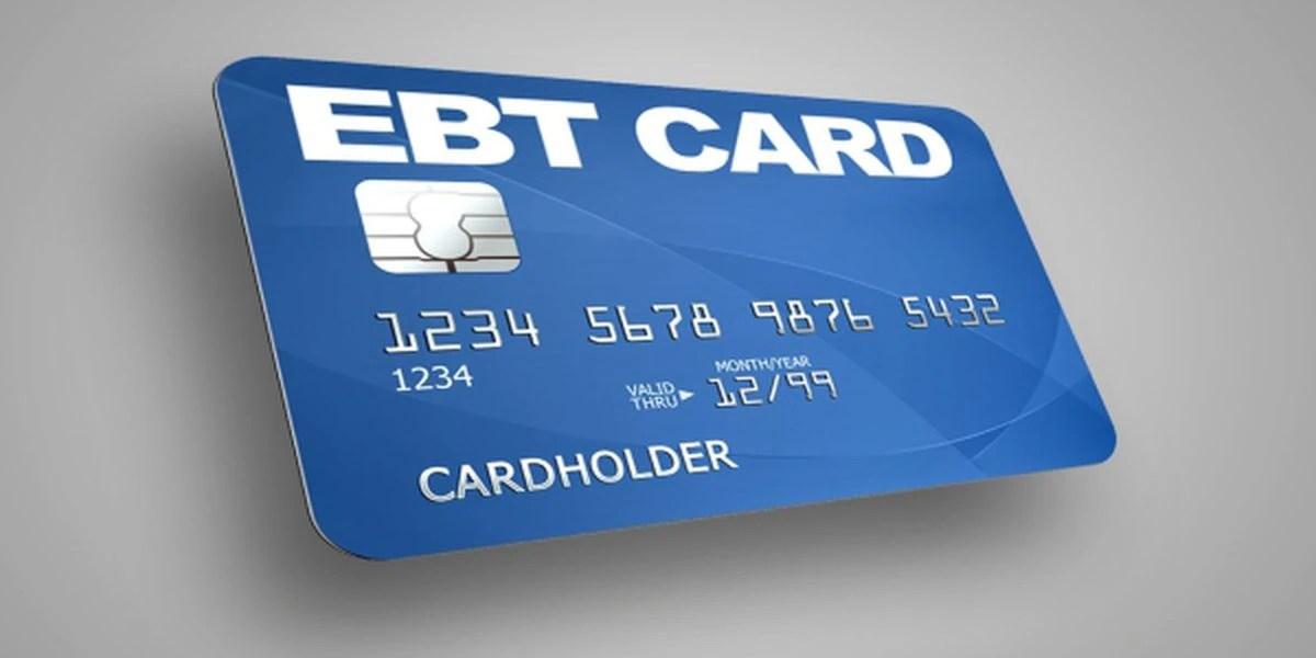 California Balance Card Ebt