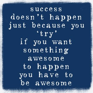 be-awesome