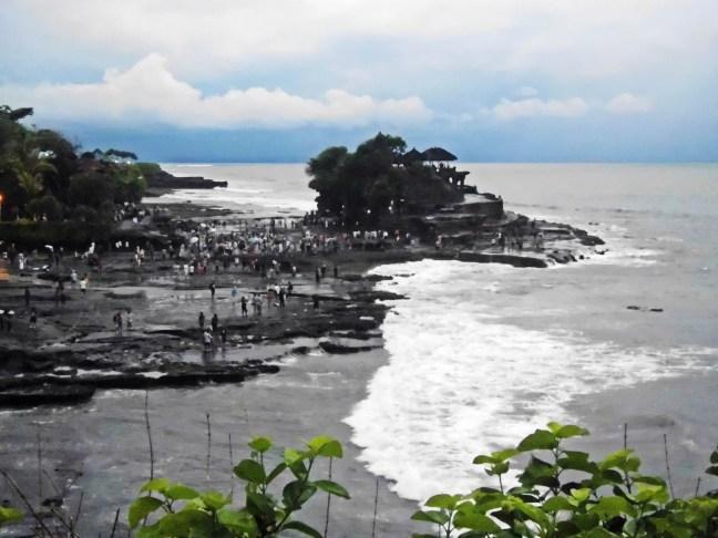 Tanah Lot beach, Bali