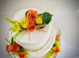 rustic fall wedding cake_8