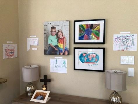art show, child's art