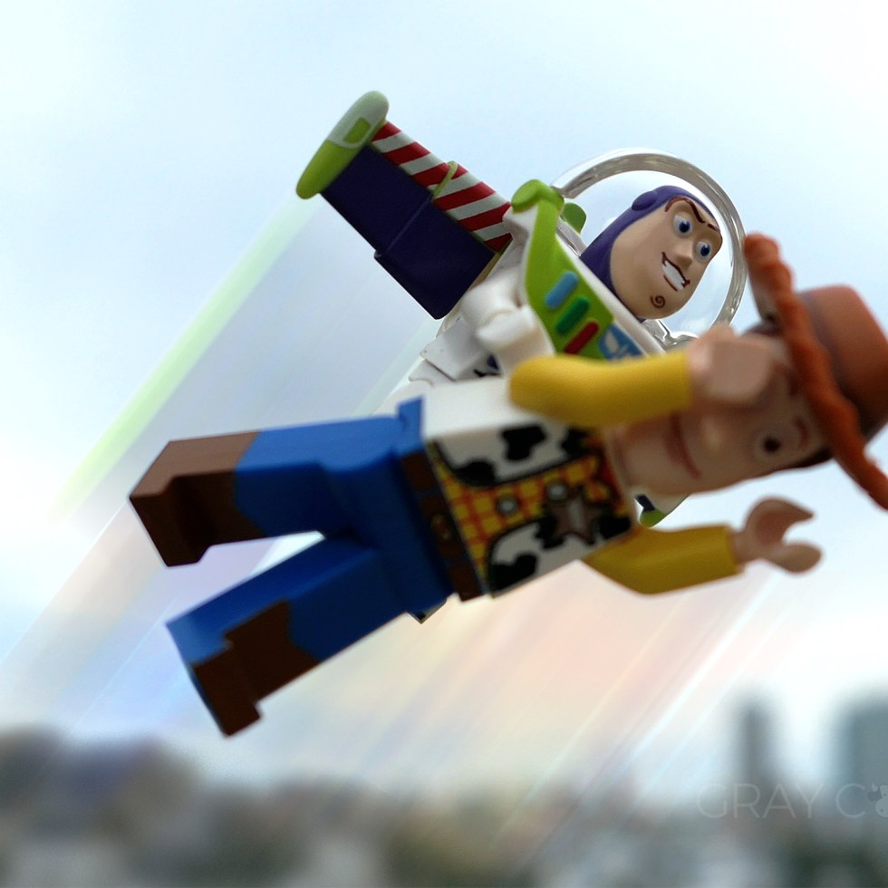 To Infinity and Beyond: Lego Toy Story
