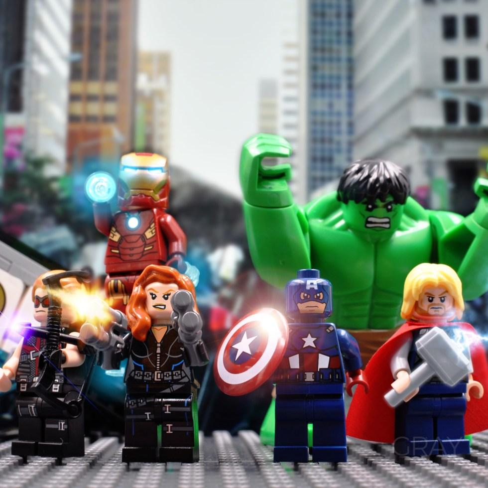 Lego Marvel Superheroes: 2012