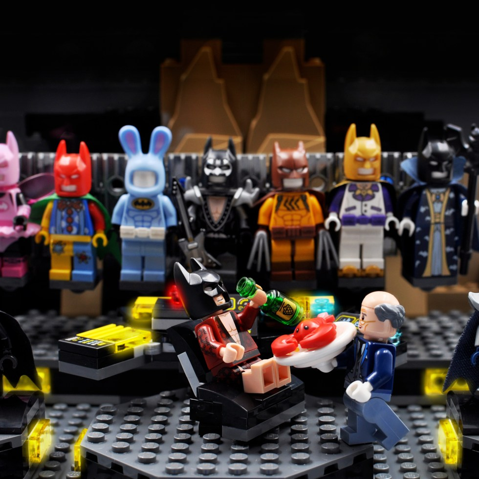 Lego DC Comics Superheroes: 2014