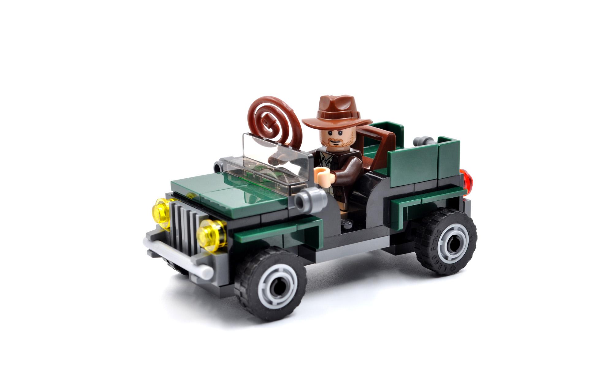BrickMaster - Indiana Jones (20004)