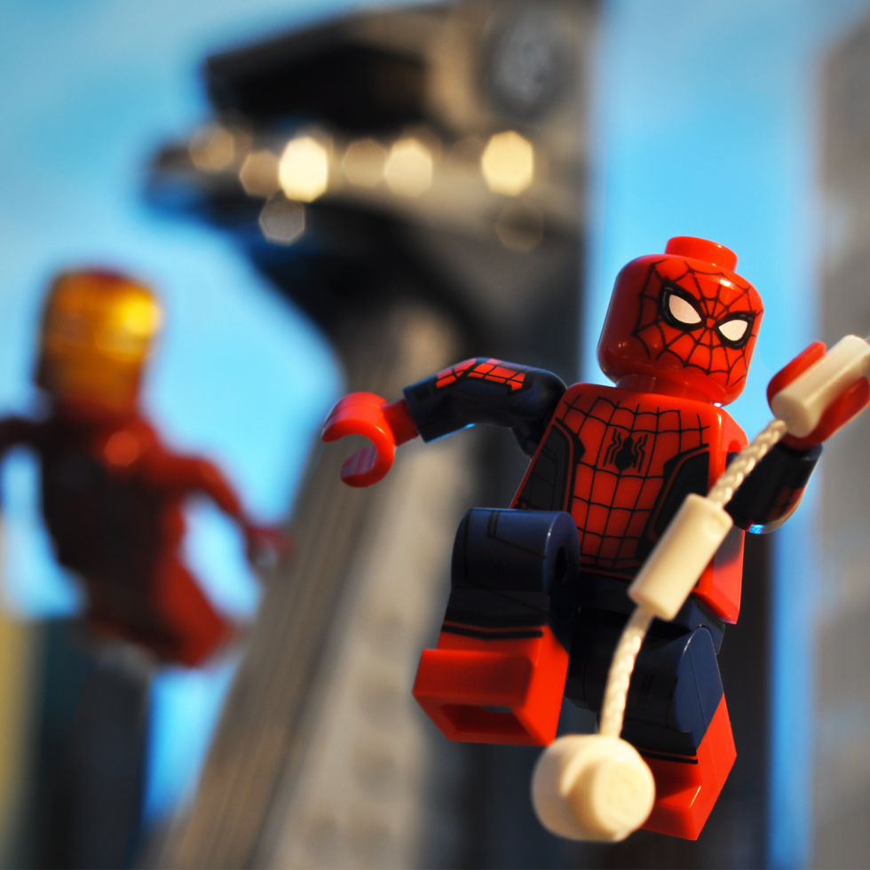 Every Lego Spider-Man Minifigure Thus Far: 2002-Summer 2019