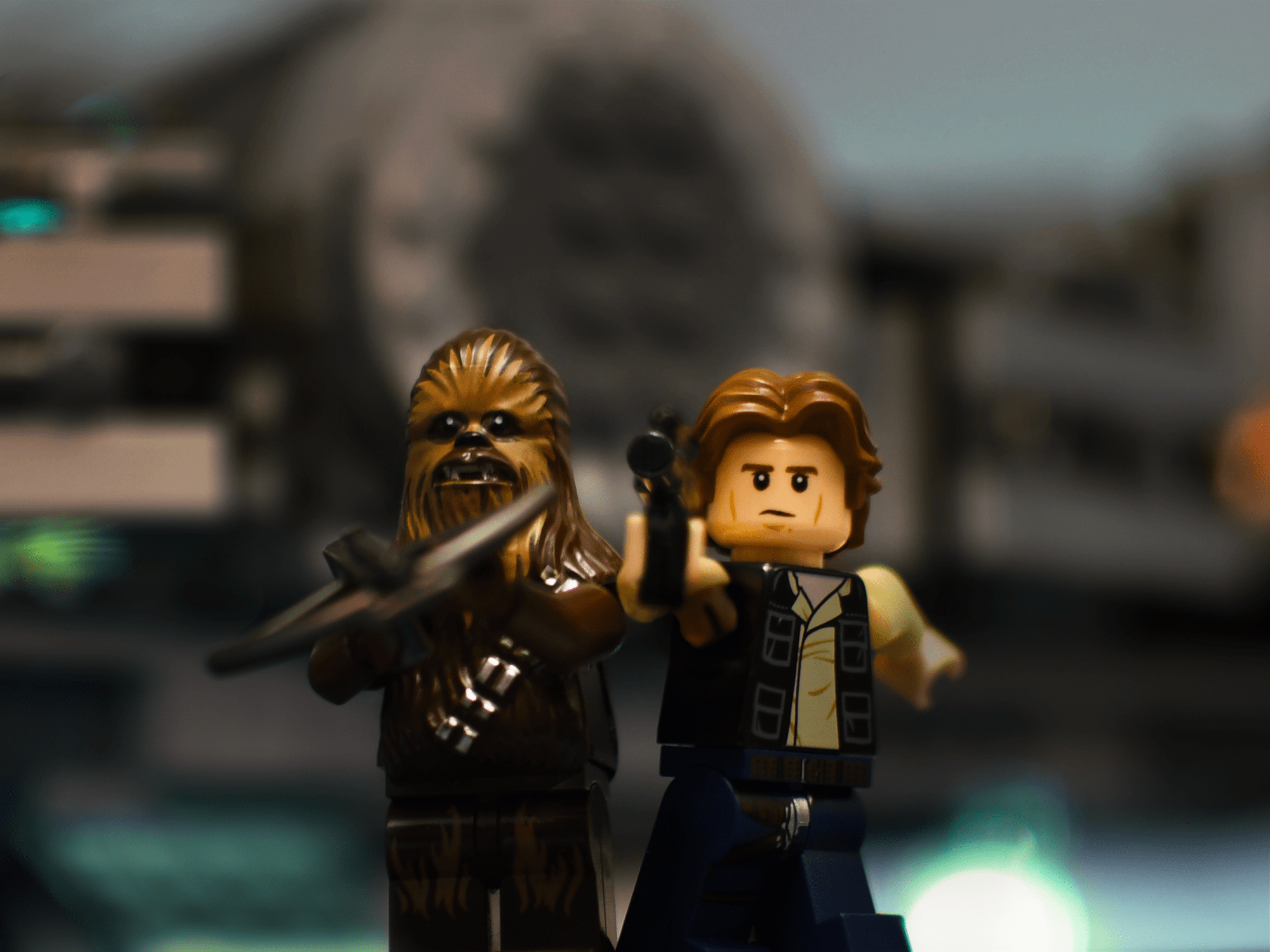 A look at every Lego Wookie minifigure released so far: 2000-2019.