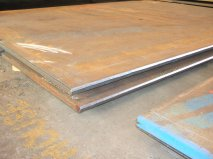 Steel Profiling - Plate Prepping