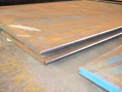 Steel Profiling - Plate Prepping