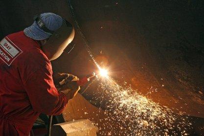 Steel Welding - Arc Air Gouging