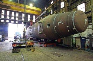 Steel Fabrication - Tidal Generation Tubular/Heavy Lift Capacity